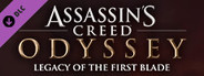 Assassin's Creed Odyssey - Legacy of the First Blade System Requirements