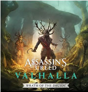 Assassin's Creed Valhalla Wrath of the Druids System Requirements