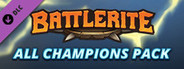 Battlerite - All Champions Pack System Requirements