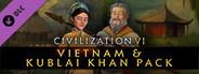 Civilization 6 Vietnam and Kublai Khan System Requirements