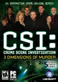 CSI: 3 Dimensions of Murder System Requirements