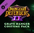 Dungeon Defenders II - Grave Danger Costume Pack System Requirements