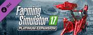 Farming Simulator 17 - Platinum Expansion System Requirements