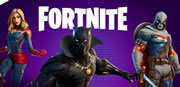 Fortnite Marvel Royalty and Warriors System Requirements