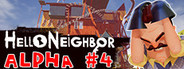 Hello Neighbor Alpha 4 System Requirements