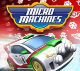 Micro Machines World Series System Requirements