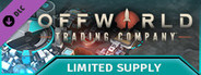 Offworld Trading Company - Limited Supply System Requirements
