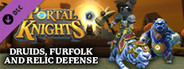 Portal Knights - Druids, Furfolk, and Relic Defense System Requirements