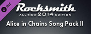 Rocksmith 2014 - Remastered – Alice in Chains Song Pack II System Requirements