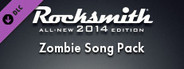 Rocksmith 2014 - Remastered - Zombie Song Pack System Requirements