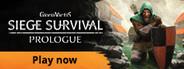 Siege Survival Gloria Victis Prologue System Requirements