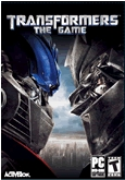 Transformers: The Game System Requirements