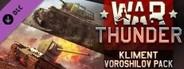 War Thunder - Kliment Voroshilov Pack System Requirements